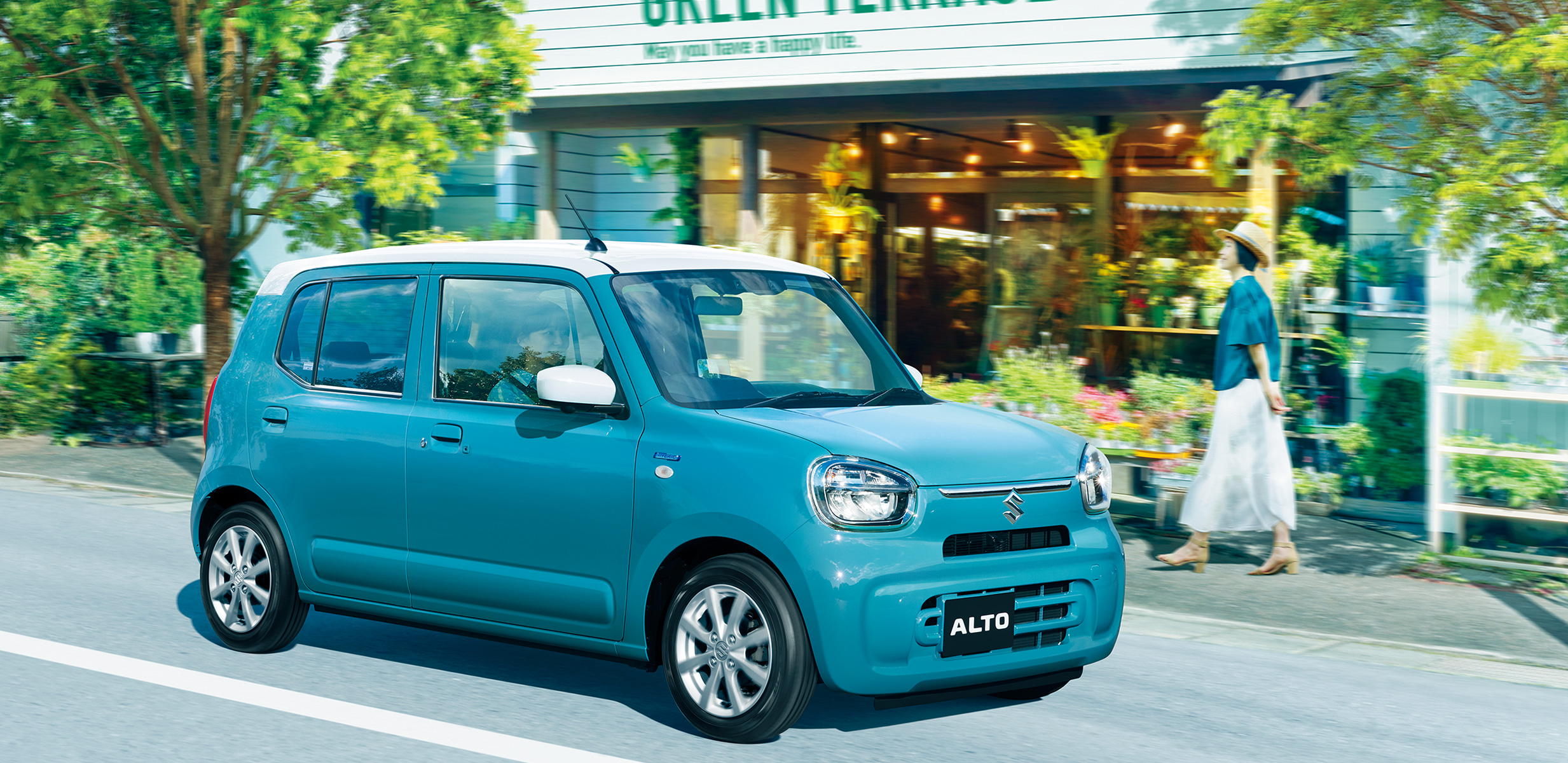 2015 - [Suzuki] Alto - Page 2 Img01