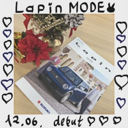【NEW】 ♡ LAPIN MODE♡