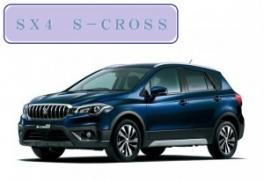 SX4 S-CROSS!!