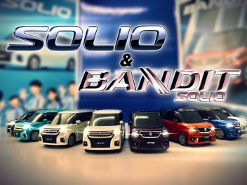 New Face! SOLIO & BANDIT!!