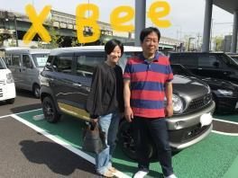 N様☆XBEE納車しました