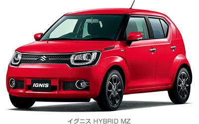 便利に、幅広い用途で乗れる!スズキのコンパクトSUVカー「イグニス」!