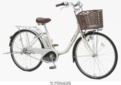 スズキ、電動アシスト自転車 ...